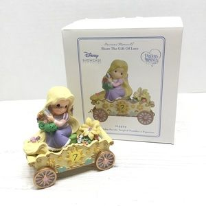 PRECIOUS MOMENTS |Disney Tangled #7 B-Day Figurine